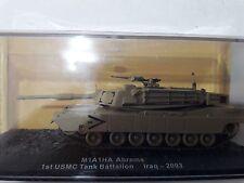 1/72TAN117 M1A1HA ABRAMS 1st USMC TANK BATTALION IRAQ 2003
