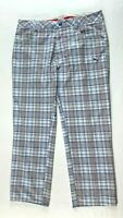 "Puma Golf Premium Golf Pants Actual (Tag Sz W32"") Actual Size Men's W34"" L27"""