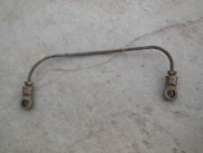 Porsche 356 / A/ B Drum Brake Bridge Line With Banjo Fittings ATE  # 12  C#50B