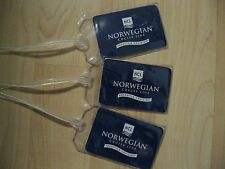 Norwegian Cruise Line Luggage Tags - RePurposed NCL Playing Cards Name Tag (3)
