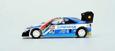 43PP89 Spark 1/43: Peugeot 405 Turbo 16 n.1 Winner Pikes Peak 1989 Robby Unser