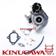 Kinugawa Upgrade Turbocharger 94~97 4M40T Pajero TD04L-15T Oil-Cool & Billet W/G
