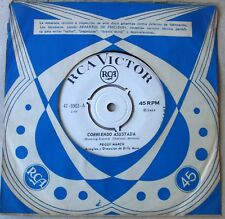 """PEGGY MARCH Running Scared TOP Rare CHILE 7"""" 1966 Roy Orbison"""