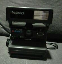 Polaroid 636 - Instant Camera - Closeup - Sofortbildkamera - Kamera