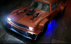 Arrma Felony led light kit.   Easy to use RTR 2 white 2 red and 4 blue RCL2W2R4B