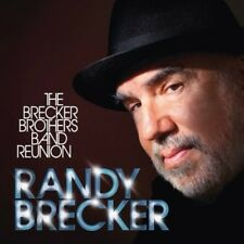 RANDY BRECKER - THE BRECKER BROTHERS BAND REUNION  CD + DVD NEW+