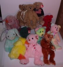 Retired TY Beanie Buddies & Attic Treasures-Choose your plush!