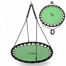 Nestschaukel Ø120cm Tellerschaukel Schaukel Kinderschaukel bis 150kg verstellbar