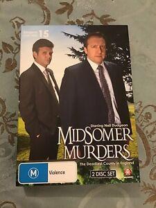 Midsomer Murders : Season 15 : Part 2