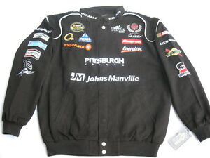Vintage Paul Menard NASCAR Cotton Twill Chase Jacket - Size: Adult X-LARGE (XL)