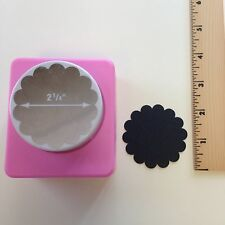 """McGill  2 1/4"""" Scallop Circle Button Punch (95951) - NEW"""