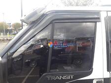 FORD TRANSIT MK6/MK7 - 2000 to 2014 WIND & RAIN & SMOKE DEFLECTOR