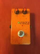 Fuzz Effect Pedal by Kingrey's Custom Pedals