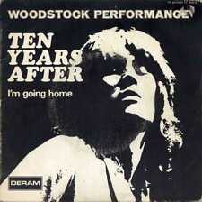 "TEN YEARS AFTER ""I'M GOING HOME"" ORIG FR 1968"