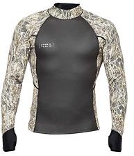 NEW Wetsox Mens Premium Wetsuit Baselayer Top 1mm Size S, M, L - MSRP $75