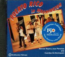 Puerto Rico en Washington Marcial Reyes y Sus Pleneros  BRAND  NEW SEALED  CD