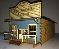 NUOVO 28mm Old West Saloon prepainted KIT.