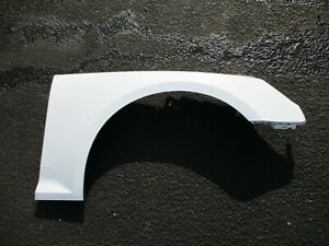 AUDI A4 2018 WING S LINE RIGHT DRIVER SIDE WHITE