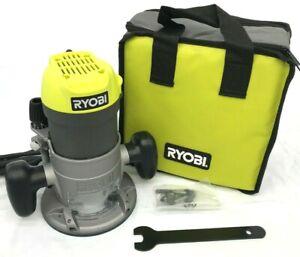 Ryobi R1631K  8.5 Amp 1-1/2 Peak HP Fixed Base Handheld Hand Router N