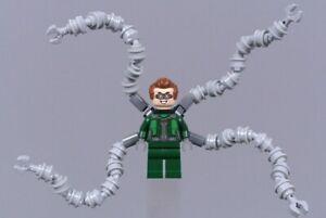 LEGO 76178 - Daily Bugle Dr. Octopus minifigure