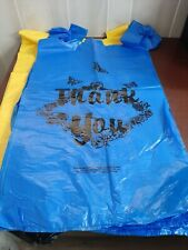 New Listing150ct T Shirt Bags 18w X 29h Thank You Big Plastic Retail Grocery Shopping