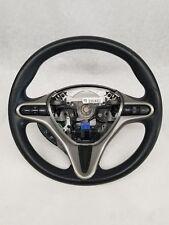2006-2011 Honda Civic 2-Door Coupe Steering Wheel w/ Radio, VOICE CONTROL SI GPS