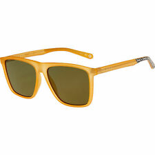 TED BAKER MATT ORANGE PREPPY SUNGLASSES UNISEX EYEWEAR - NEW & TAGS