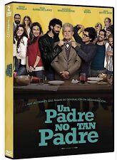 Un Padre No Tan Padre (2017)Hector Bonilla,Benny Ibarra{Format:DVD] Español