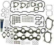 Chevy 01-04 6.6L Duramax Diesel Head Gasket Set Mahle Victor HS54580 Vin 1