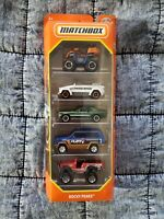 Matchbox 2020 Rocky Peaks 5-Pack New