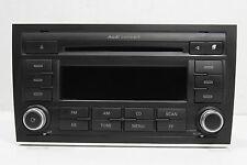 Audi A4 S4 B6 B7 Concert EU Soul Radio CD Media Multimedia Unit 8E0035186AL BVX