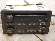 2000 - 2005 Chevy Monte Carlo Stock Radio CD Player, Impala, Malibu (Used)