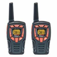 Cobra CXT565  28-Mile 2-Way Radios Walkie Talkies (Pair) w/ Built-in Flashlight