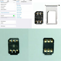 1/5pcs 4G Unlock Sim Unlocking Card for IPhone Universal DIY Accessories