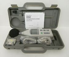 Extech Instruments 407764 Datalogging Sound Level Meter RS-232