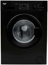 Bush WMNB712EB Free Standing 7KG 1200 Spin Washing Machine A++ Black.