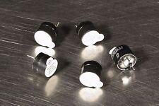 5 Pcs 5V Active Magnetic Piezo Buzzer Alarm Tone 12MM Continuous for Arduino