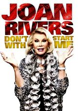 NEW  DVD-  Joan Rivers: Don't Start with Me - Stand up Comedy at its Best !!