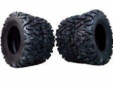 "New Yamaha Grizzly 660 4Set 2002-2008 MASSFX KT 25"" ATV Tires 25x8-12 25x10-12"