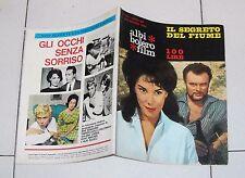 ALBI BOLERO FILM anno XV 169 - 1964 Il segreto del fiume Mario Petri Fotoromanzo