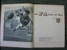 The FA Book For Boys No.9 1956/57 Heinemann