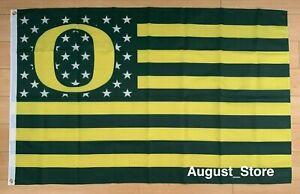 University of Oregon Ducks 3x5 ft Flag NCAA