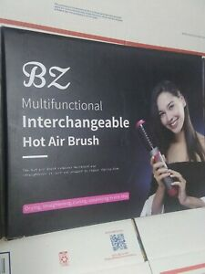 Multifunctional Interchangeable Hot Air Brush