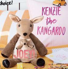 "SCENTSY 🦘BUDDY ""KENZIE the KANGAROO ""🦘 new In Original Box! **FREE SHIPPING !!"