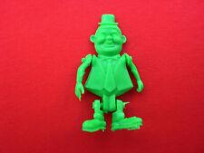 1987 EU Steckfigur Dick und Doof   DICK  grün  RES PLASTIC