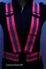CSA Pink New High Visibility Reflective Safety Harness