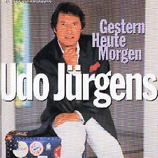 Gestern-Heute-Morgen by Udo Jrgens (CD, Oct-1996, Ariola (Germany))