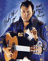 REPRINT - HONKY TONK MAN #SN1 WWF WWE Wrestling autographed signed photo copy