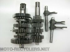 KX60 KX 60  transmission shaft  gears and shift forks         1