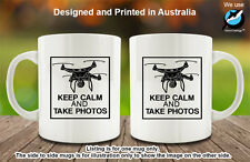 DJI Photography keep calm and take photos Coffee Mug Best father day gift